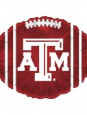 Texas A M Aggies - 18 Foil Football Balloon