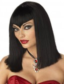 Vamp Wig Black Adult