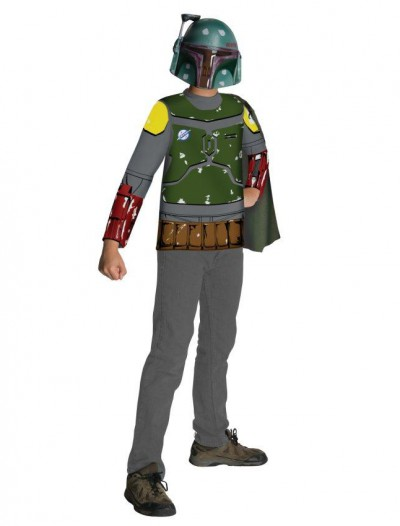Star Wars Boba Fett Child Costume Kit