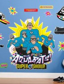 The Aquabats Supershow 3D Giant Wall Decals