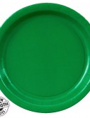Emerald Green (Green) Dinner Plates (24 count)
