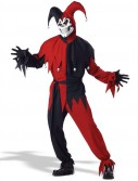 Vile Jester Adult Costume