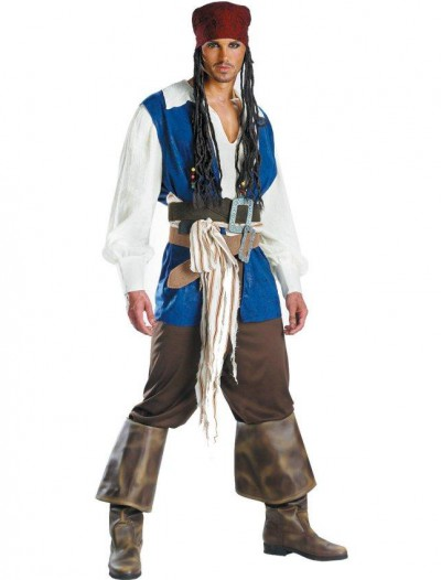 Pirates of the Caribbean - Captain Jack Sparrow Teen Costume