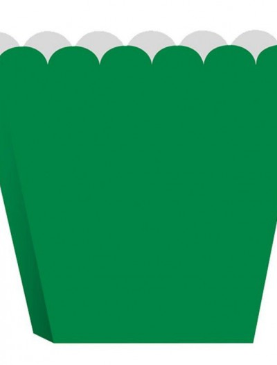 Green EmptyTreat Boxes (8)