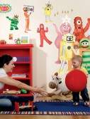 Yo Gabba Gabba Giant Wall Decals