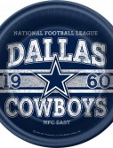 NFL Dallas Cowboys Dinner Plates (8 count)