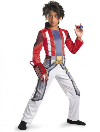 Bakugan Battle Brawlers - Dan Child Costume