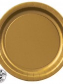 Glittering Gold (Gold) Dinner Plates (24 count)