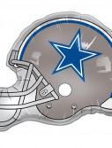 Dallas Cowboys - Helmet Jumbo 26 Foil Balloon