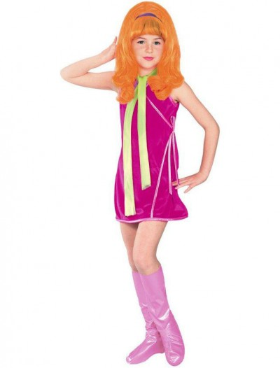 Scooby-Doo Daphne Child Costume