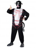 Beef Cuts Cow Adult Costume