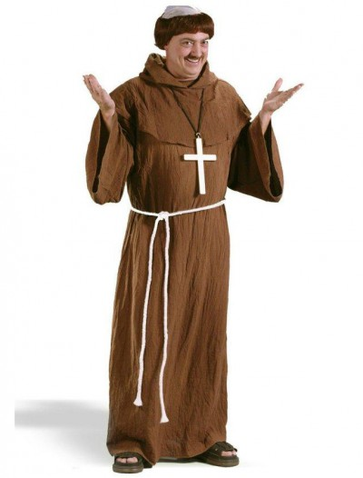 Medieval Monk Adult Costume