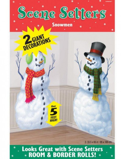 5' Snowmen Add-Ons