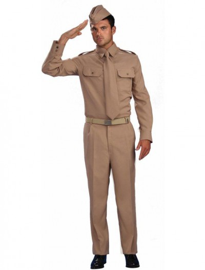 World War II Private Adult Costume