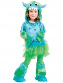 Monster Miss Toddler Costume
