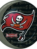 Tampa Bay Buccaneers Dinner Plates (8 count)