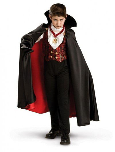 Transylvanian Vampire Child Costume