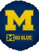 Michigan Wolverines - 18 Foil Balloon