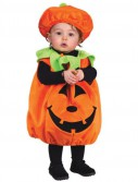 Soft and Comfy Pumpkin Infant Costume