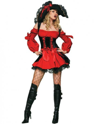 Vixen Pirate Wench Adult Costume