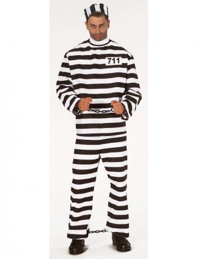 Convict Adult Costume
