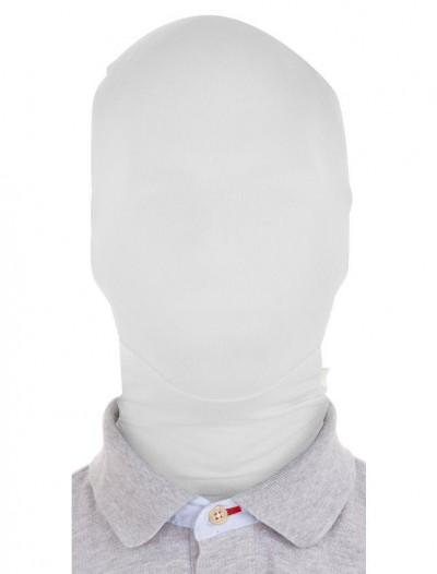 White Morph Adult Mask