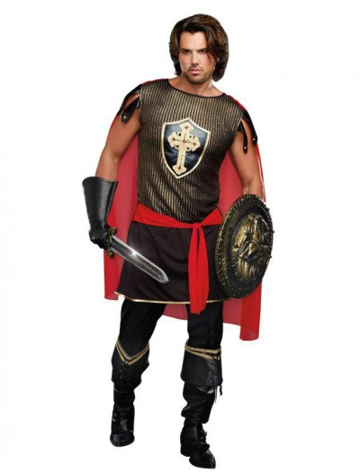 Adult King Of Swords Medieval Costume