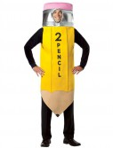 2 Pencil Adult Costume