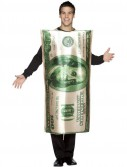 100 Bill Adult Costume