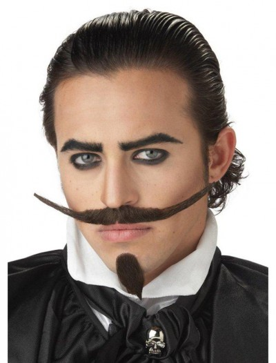 The Dandy Moustache and Chin Patch
