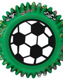 Soccer - Baking Cups (50 count)