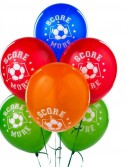 Soccer - Latex Balloons (20 count)
