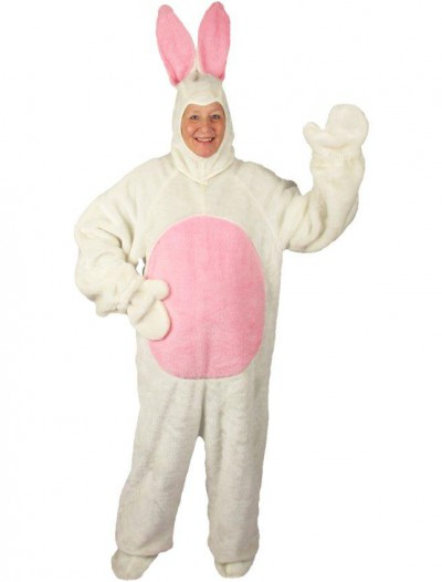 Bunny Suit Adult Costume