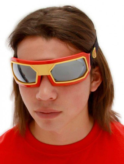 Iron Man Adult Goggles