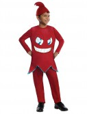 Pac-Man Blinky Child Costume