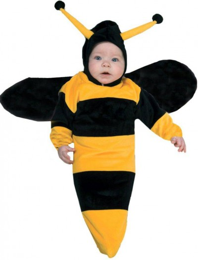 Bumble Bee Bunting Infant Costume