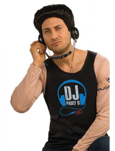 Jersey Shore - Paul DJ Pauly D Adult DJ Headphones