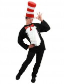 Dr. Seuss Cat In The Hat Adult Costume
