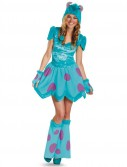 Monsters University Sassy Sulley Adult Costume
