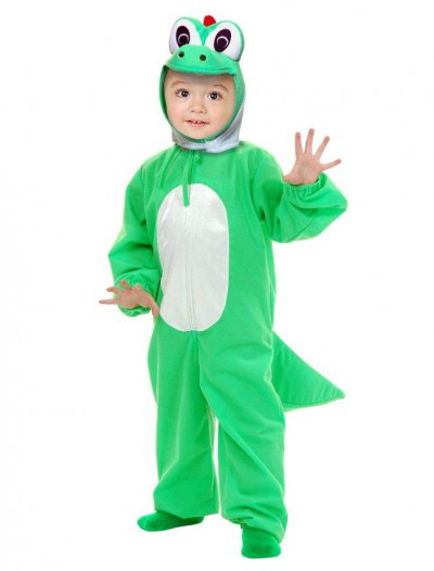 Yoshimoto The Green Dino Child Costume