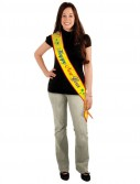 Happy New Year - Satin Sash