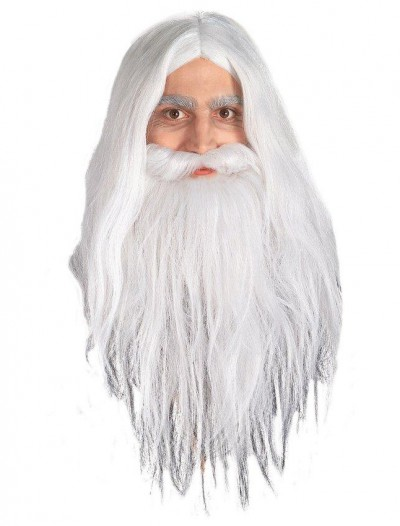 Gandalf Wig Beard - Lord of the Rings