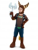Ratchet Clank - Ratchet Child Costume