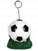 Soccer Ball Photo / Balloon Holder
