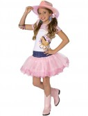 Planet Pop Star Cowgirl Child Costume
