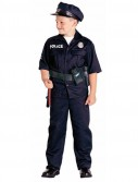 Police Officer Child Costume