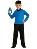 Star Trek Classic Blue Child Costume