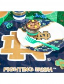 Notre Dame Fighting Irish College Deluxe Party Kit