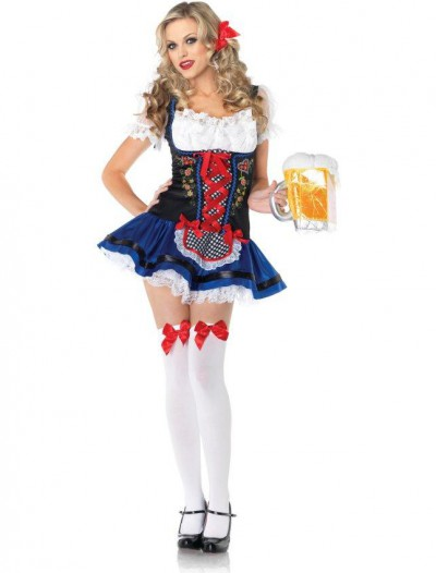 Flirty Frauline Adult Costume