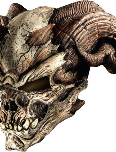 Cave Demon Mask Adult
